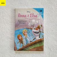 Disney Anna & Elsa Sambutan Hangat