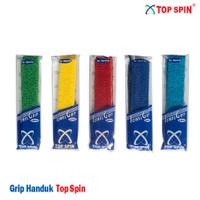 Grip Handuk Raket Badminton Top Spin Set 5lusin
