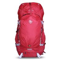 EIGER RHINOS 60 RUCKSACK - Merah,All Size