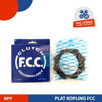 PLAT KOPLING FCC KAMPAS KOPLING FCC Karisma, Supra X 125 NPP