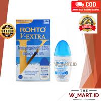 TETES MATA STERIL ROHTO V EXTRA 7 ML