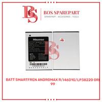 BATTERY SMARTFREN ANDROMAX R / I46D1G / LP38220 ORI 99