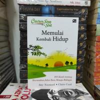 BUKU ORIGINAL CHICKEN SOUP FOR THE SOUL MEMULAI KEMBALI HIDUP