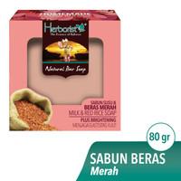 Herborist Sabun Beras Merah 80gr