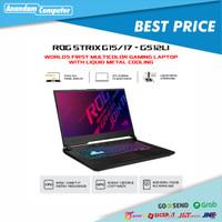 Asus ROG Strix G512LI-I75TB9T-O - i7-10870H, 8GB, 512GB, GTX 1650 Ti