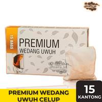 Wedang Uwuh Instan Celup Premium Asli Jogja Jahe Bubuk Praktis &