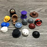 Lego various head gear A
