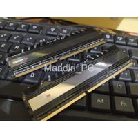 RAM Gaming AVEXIR 8GB (2x4GB) DDR3 1600Mhz PC-12800 KIT WHITE LED