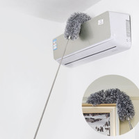 Kemoceng bahan microfiber bisa panjang / pendek sampai 2,5 M