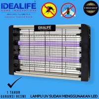 Lampu anti nyamuk dan lalat Low watt LED Idealife 20WS