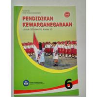 New Produk Pkn Kelas 6 Sd - Buku Bse- Sunarso Palinglaku