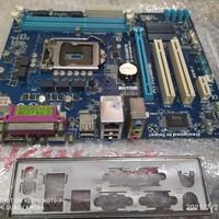 motherboard gigabyte h61m s2p socket 1155 support sandy dan ivy bridge