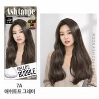 Mise En Scene Hello Bubble 2021 Blackpink Hair Colour. Ash Taupe.