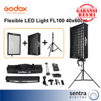 Godox FL100 Flexible/LED Light Godox FL100/Godox FL-100 40x60cm paket