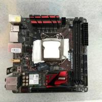 Motherboard MSI Z170I Gaming Pro AC Socket LGA1151 DDR4