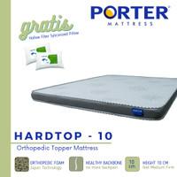PORTER - HARDTOP Orthopedic Topper