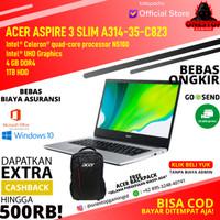Acer Aspire 3 Slim A314-35-C8Z3 N5100 4GB 1TB 14 HD W10
