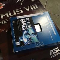 Asus Maximus VIII 8 Extreme Feat i7 6700k Sepaket