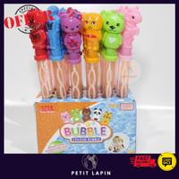 Mainan Gelembung Bubble Stick Balon Sabun Gelembung Tiup Balon
