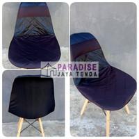 kursi cafe milenial cover chair minimalis