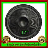 Speaker 12 Inch Termurah-Bukan 15 inch-18 Inch-ACR-Nelc-Audax-Cannon