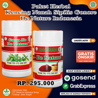 Obat Gangjie dan Ghosiah Denature 100% Asli