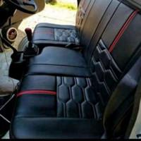 sarung jok mobil pickup ss futura grand max l300 mega carry new carry - A10