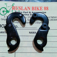 Drop out hanger RD Polygon strattos. anting-anting RD Polygon stratto