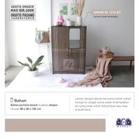 Lemari Pakaian Anak / F2C Furniture / Lemari Pakaian Kayu Minimalis