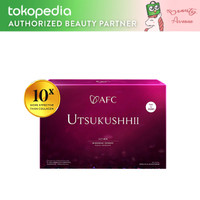 AFC UTSUKUSHHII MADE IN JAPAN ISI 28 SACHET