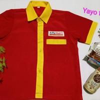 [OPEN RESELLER] Baju Alfamart Anak Lucu & Dewasa - Karnaval / Harian