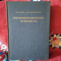 Indonesisch-Deutsches Worterbuch.(Kamus Bahasa Jerman).Oleh:Otto Karow