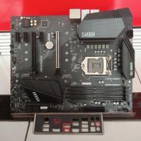 Motherboard MSI B360 Gaming Pro Carbon LGA 1151 2nd mantab
