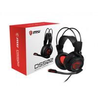 Headset Gaming MSI DS502 - Gaming Headset