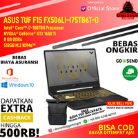 ASUS TUF F15 i7-10870H GTX 1650 FHD 144Hz 8GB 512GB FX506LH-I765B8T-O