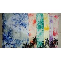 Atasan Baju Bali Motif Pantai Gradasi - Random
