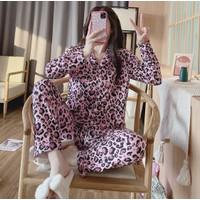 Piyama Baju Tidur Wanita Import PP Fashion Lengan Celana Panjang 7513