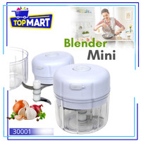 Mini Blender Elektrik Otomatis - Meat Grinder Garlic Machine