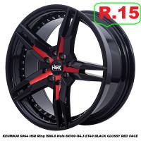 Velg Mobil Ring 14 - R15 R16 R17 R18 R19 R20 R22 HSR Wheel - HSR100