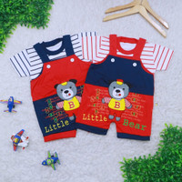 Celana Kodok Kaos Bayi Size 3-18 bulan Baju Baby Anak Laki Perempuan - Jerapah