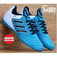 Sepatu futsal adidas copa terlaris - Abu-abu, 39