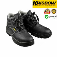ORIGINAL KRISBOW Sepatu Safety / Sepatu Pengaman - Arrow 6 Inc