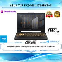 Asus Tuf A15 FX506LU i7 10870 8GB 512GB GTX1660Ti 6GB Win10 15,6FHD