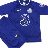 Stelan baju bola anak chelsea home jersey terbaru - chelsea home, 4