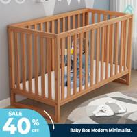 A Furniture Baby Box Kayu Mahoni jepara solid