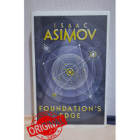 Foundation's Edge (Foundation series #4) by Isaac Asimov