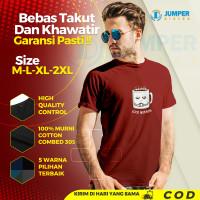 Baju Distro Kaos Pria Premium T Shirt Atasan Cowok Dewasa Terbaru