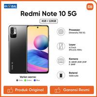 Xiaomi Redmi Note 10 5G Smartphone (4/128GB) Garansi Resmi
