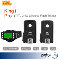 Pixel King Pro for Canon extra Receiver