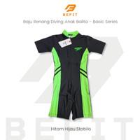 Baju Renang Diving Speedo Anak TK / Anak Balita Unisex